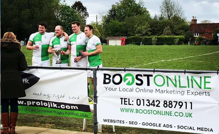 East Grinstead Rugby Club – Cup Match 2019