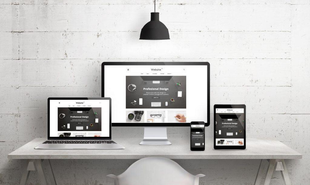Website Design Services in Crawley