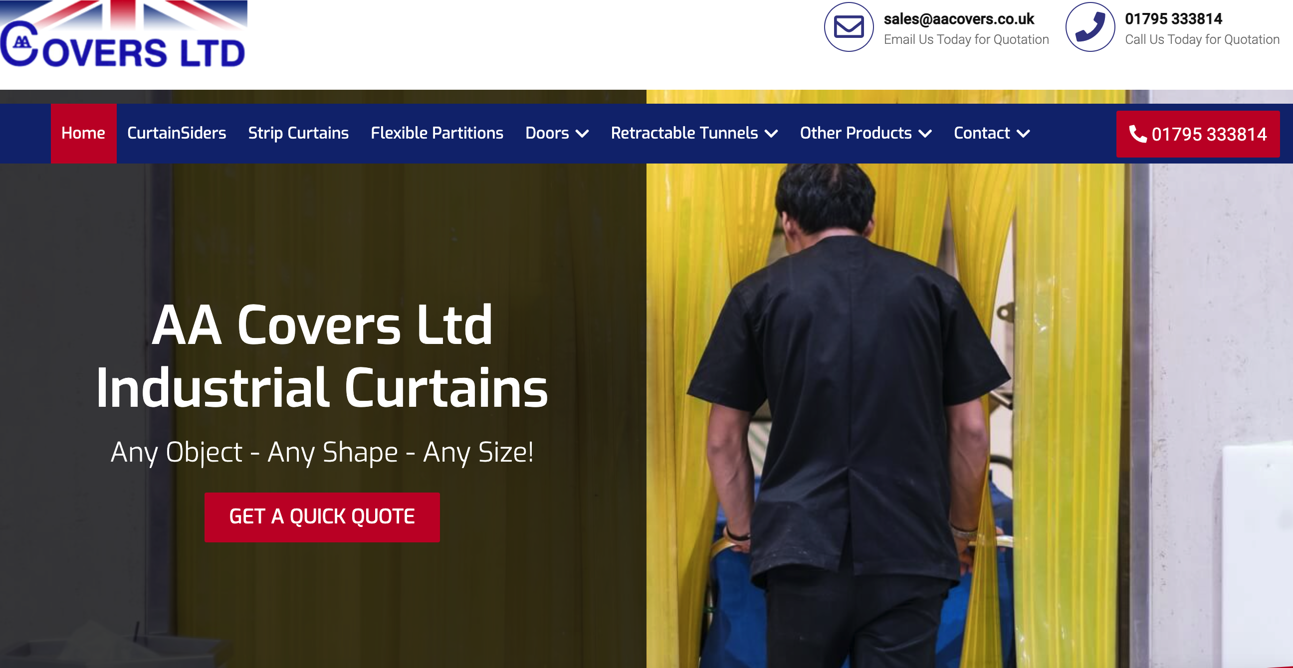 AA Covers Ltd