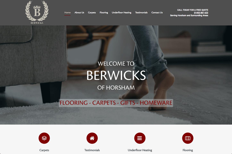 Berwicks of Horsham