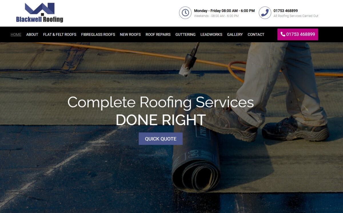 Blackwell Roofing