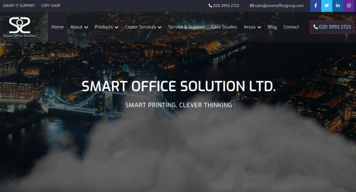 Smart Office Printer Services