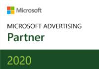Microsoft partner Logo - Bing