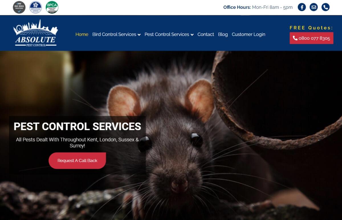 Absolute Pest Control Ltd.