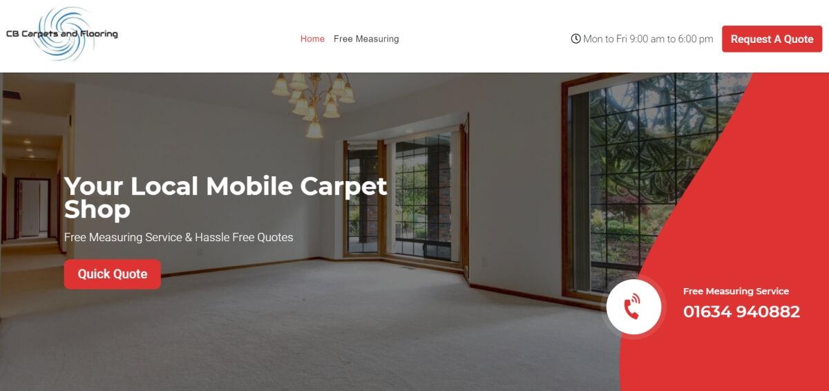 CB Carpets And Flooring